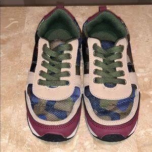 Gymboree Toddler boy sneakers